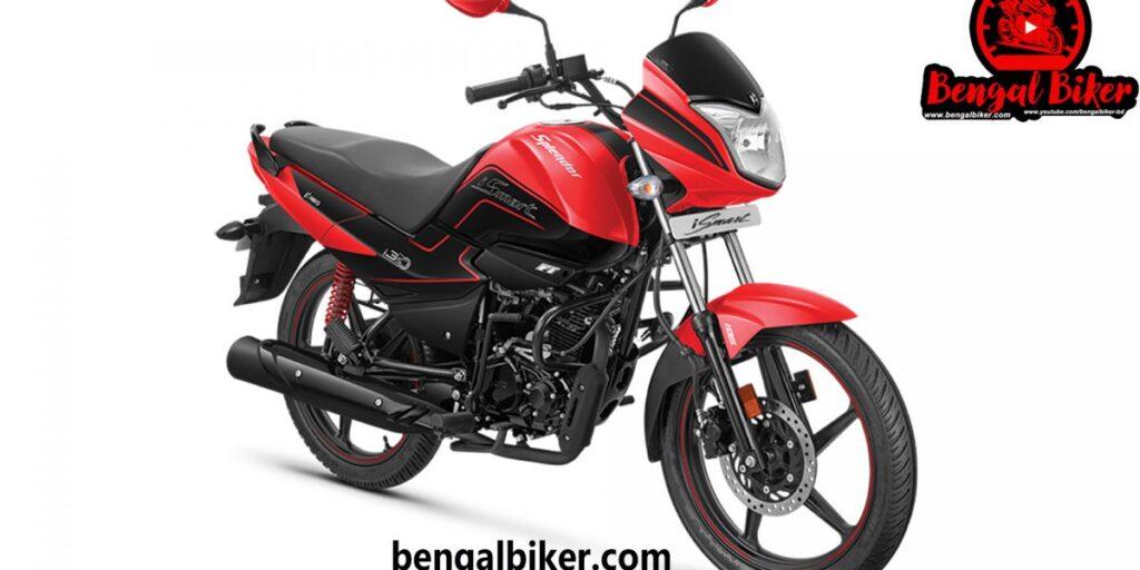 Hero Splendor iSmart+ Price in Bangladesh