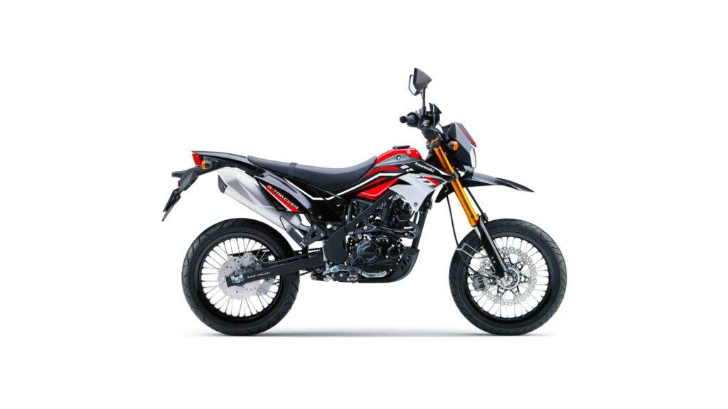 Kawasaki D-Tracker 150 in Bangladesh 2021