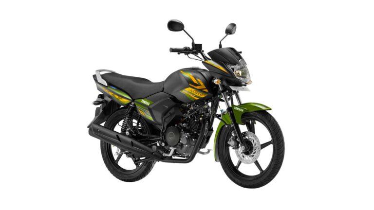 Yamaha Saluto 125 price in Bangladesh
