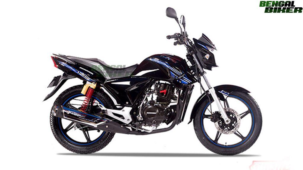 Runner Turbo 125 black