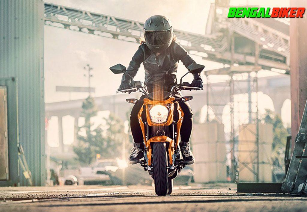 Kawasaki Z125 pro price in Bangladesh