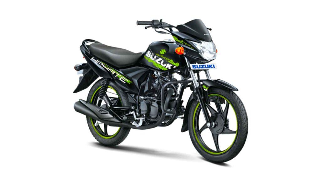 Suzuki Hayate 110 Special Edition in Bangladesh 2021