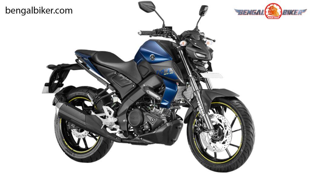 Yamaha MT 15 Dark Matt Blue