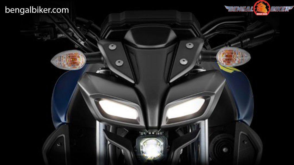 Yamaha MT 15 head light