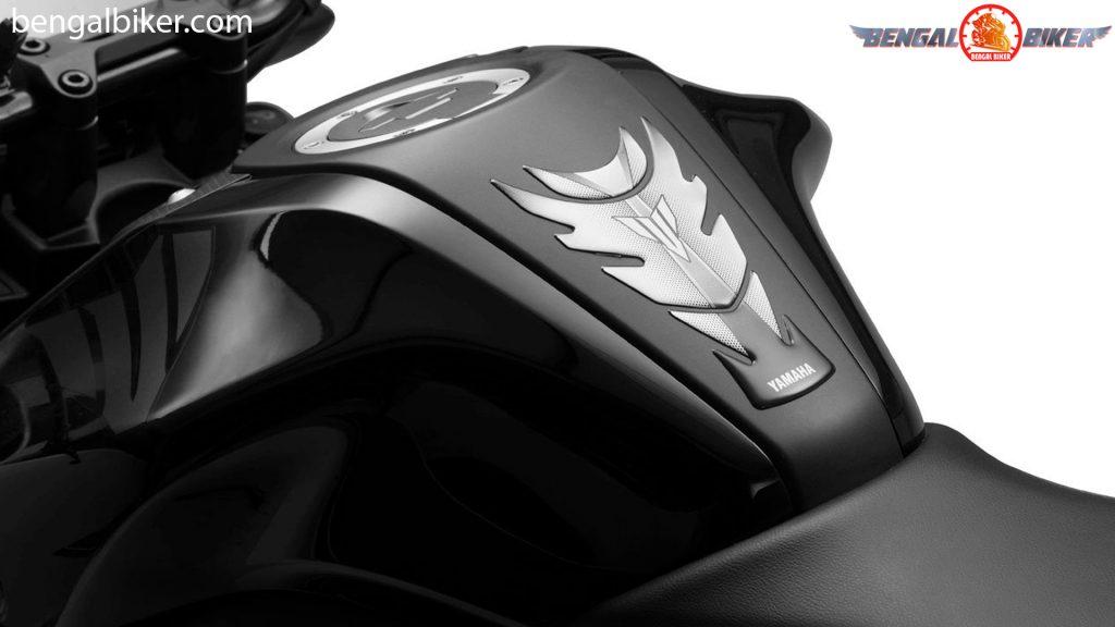 Yamaha MT 15 tank design