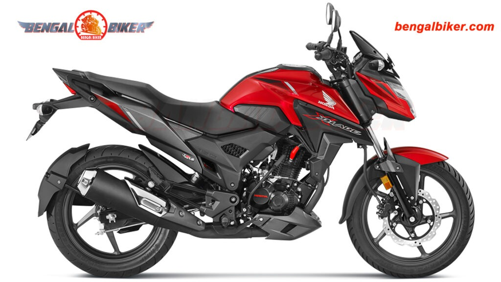 honda xblade red