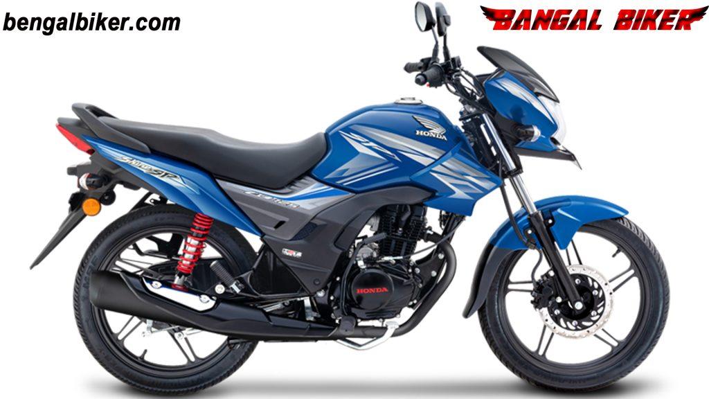 honda cb shine sp125 blue colors price in bd