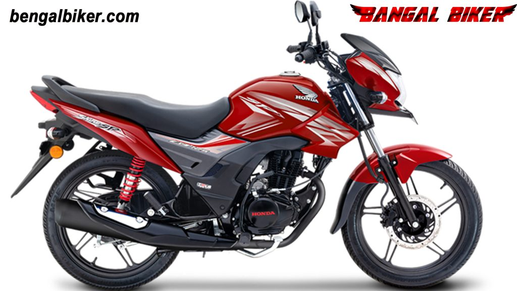 honda cb shine sp125 red colors price in bd