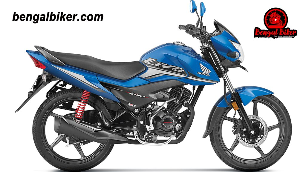 honda livo 110 blue colors