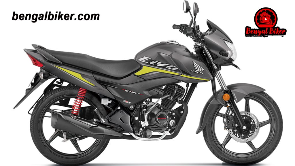 honda livo Gray colors