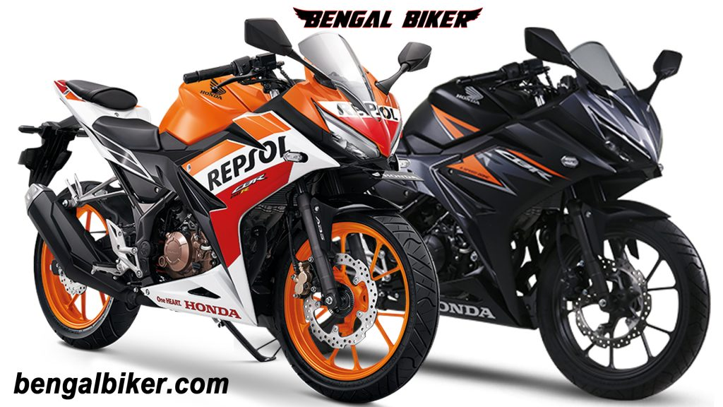 Honda CBR 150R Motogp and Matte Black Edition