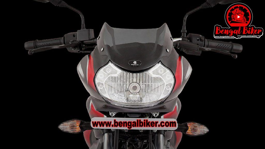 bajaj discover 125 headlight