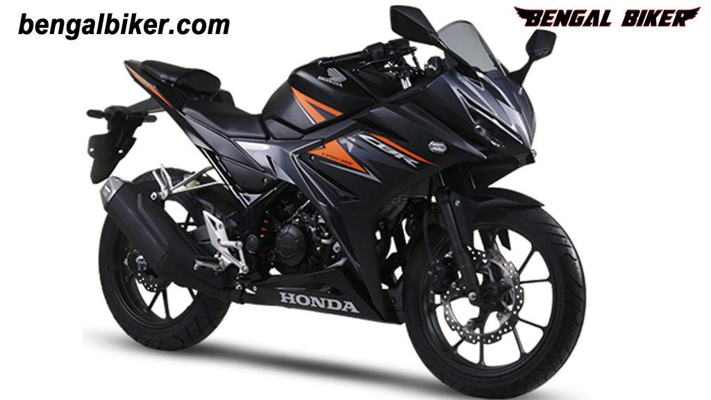 Honda CBR 150R Matte Black Edition