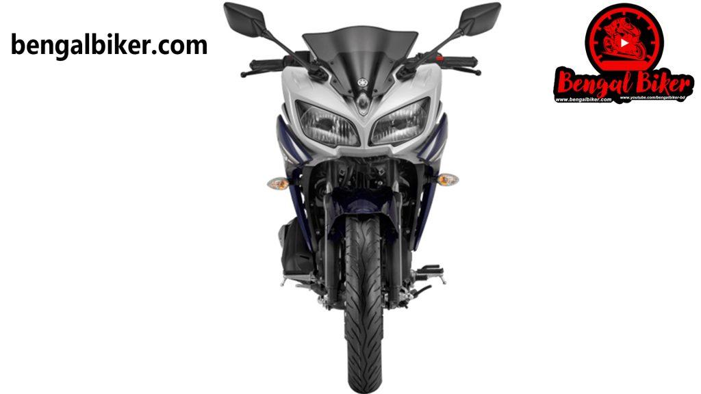 Yamaha Fazer FI V2 font