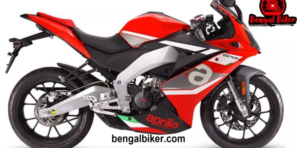 Aprilia GPR 150 price in Bangladesh