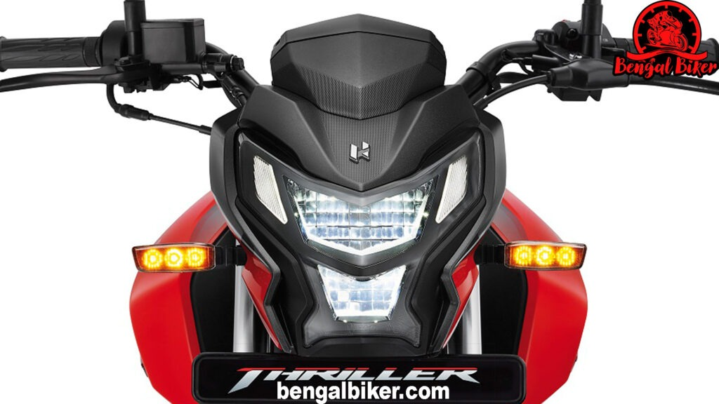 Hero Thriller 160r Headlight