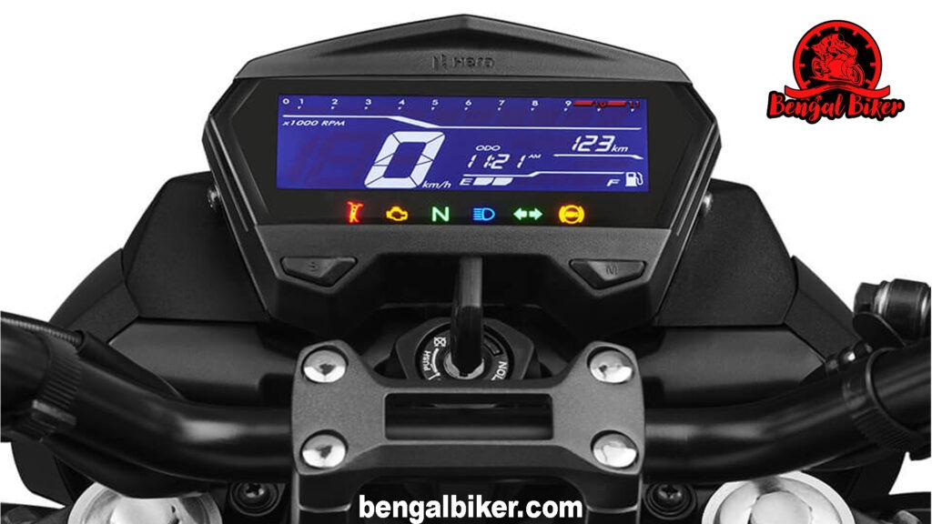 Hero Thriller 160r speedometer