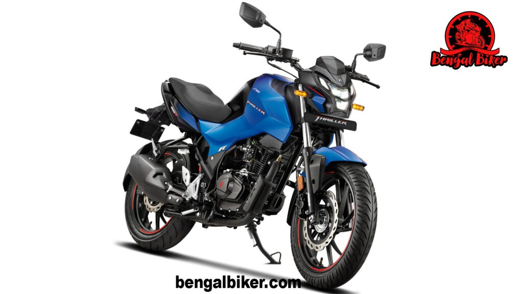 Hero Thriller 160r blue