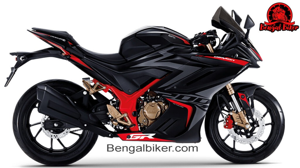 GPX Demon GR165R Black red