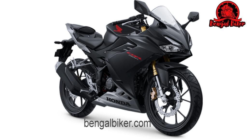 Honda cbr 150 2021 Matt black