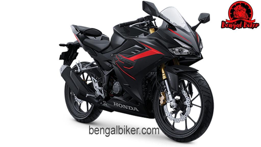 Honda cbr 150 2021 Matt black bangladesh