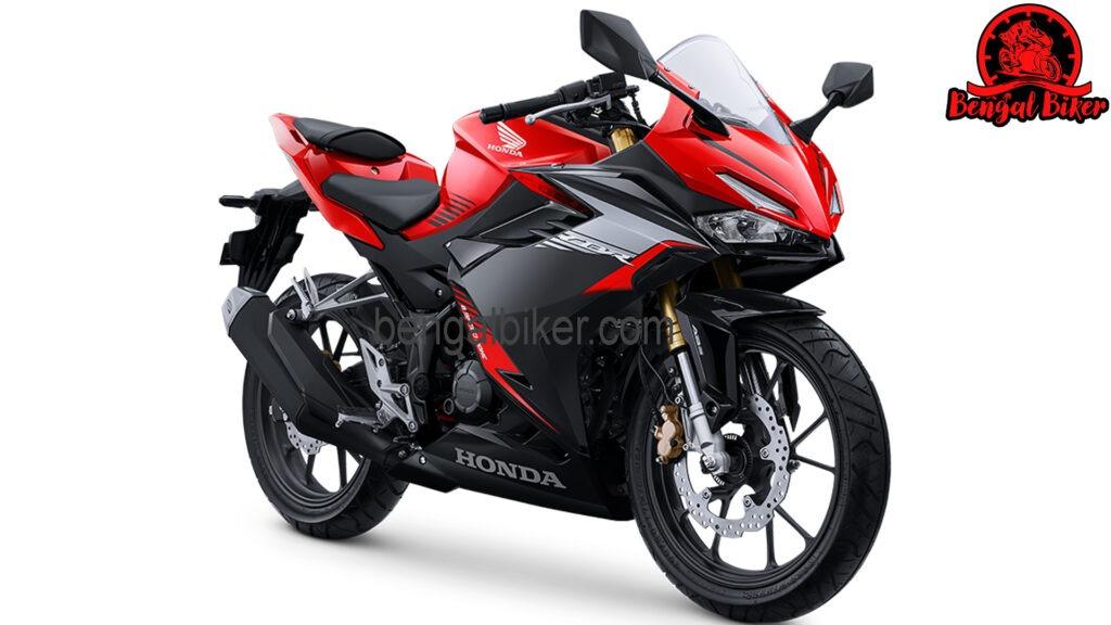 Honda cbr 150 2021 model Side
