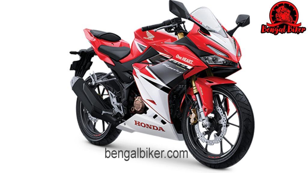 Honda cbr 150 2021 racing red