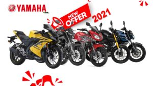 Yamaha Motorcycle new offer 2021 Bangladesh. Yamaha Motorcycle has an attractive cashback offer on Yamaha R15 v3, fzs v3, Fazer Fi V2. Yamaha bikeOffer 2021