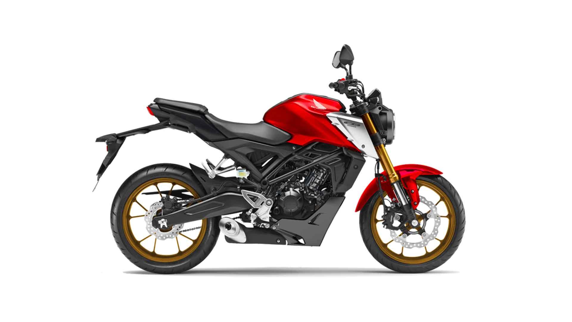 Honda CB125R Price in Bangladesh 2021