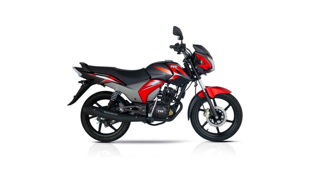 TVS Stryker 125 Price in Bangladesh
