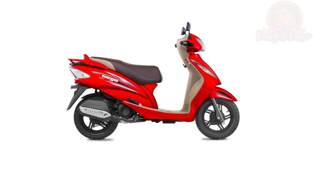 TVS Wego 110 Price in Bangladesh 2021