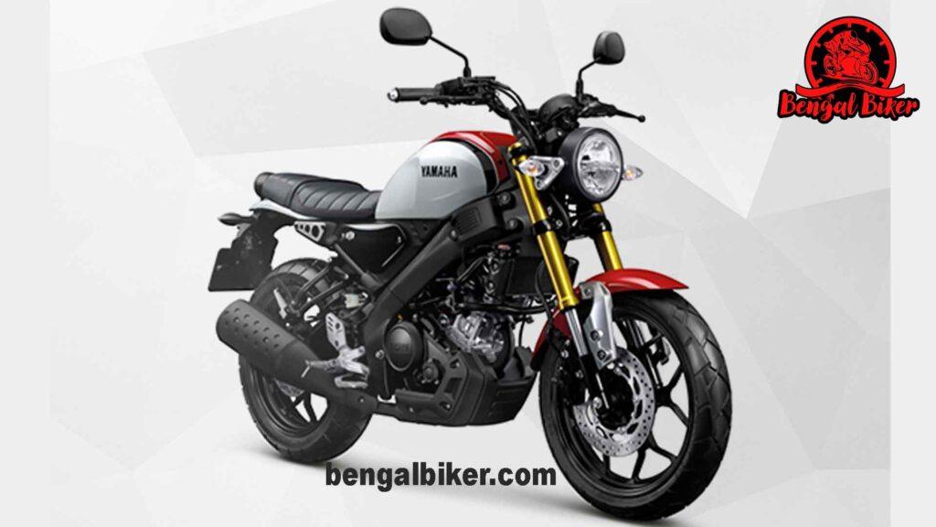 Yamaha XSR 155 Whaite