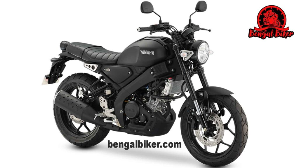 yamaha xsr 155 black color