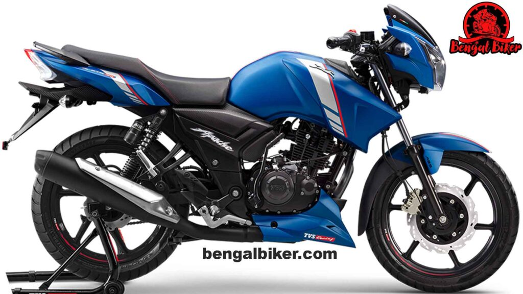 TVS Apache RTR 160 Price in Bangladesh 2021