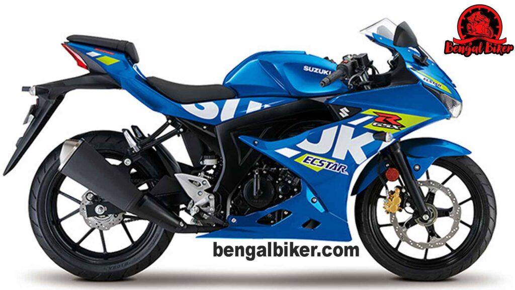 suzuki gsx 150 fi abs blue
