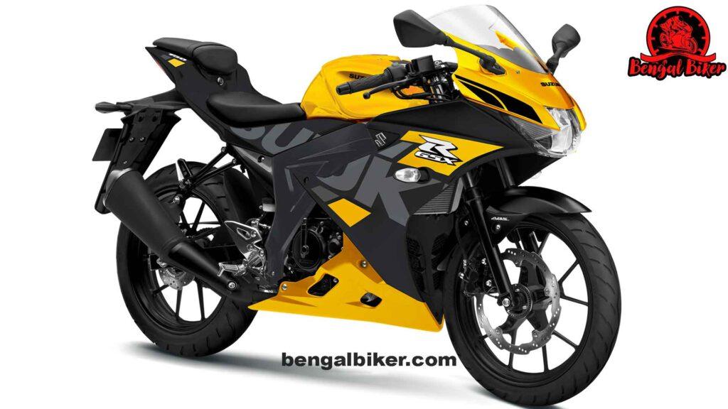 suzuki gsx 150 fi abs yellow