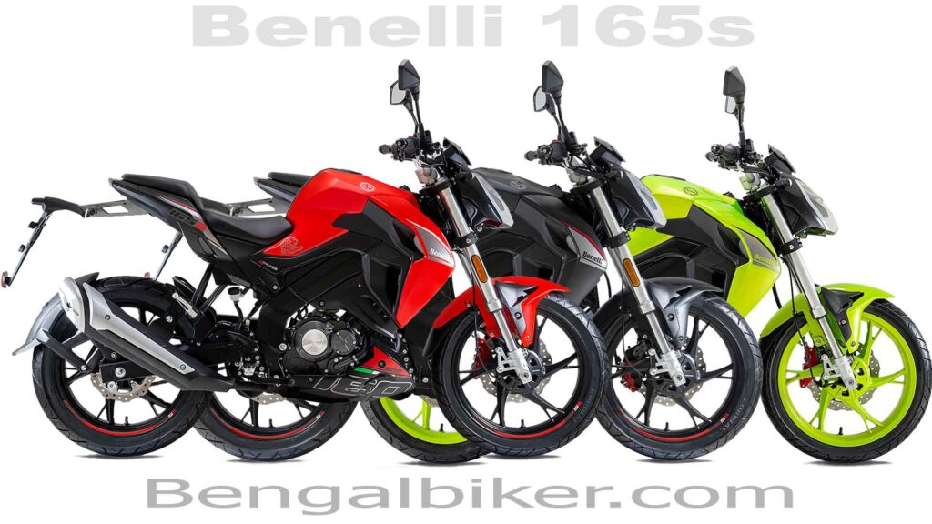 Benelli 165s all colors