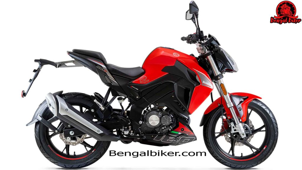 Benelli 165s red