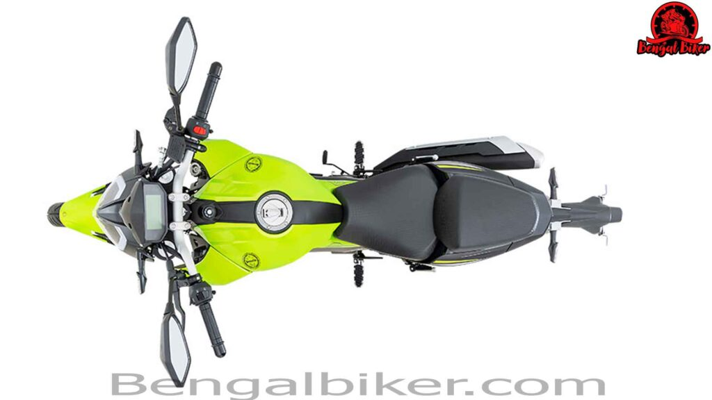 Benelli 165s top view