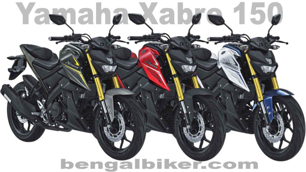 Yamaha Xabre 150 all colors