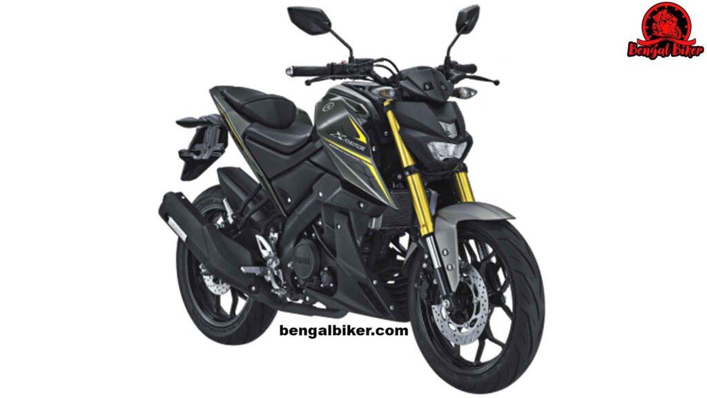 Yamaha Xabre 150 black