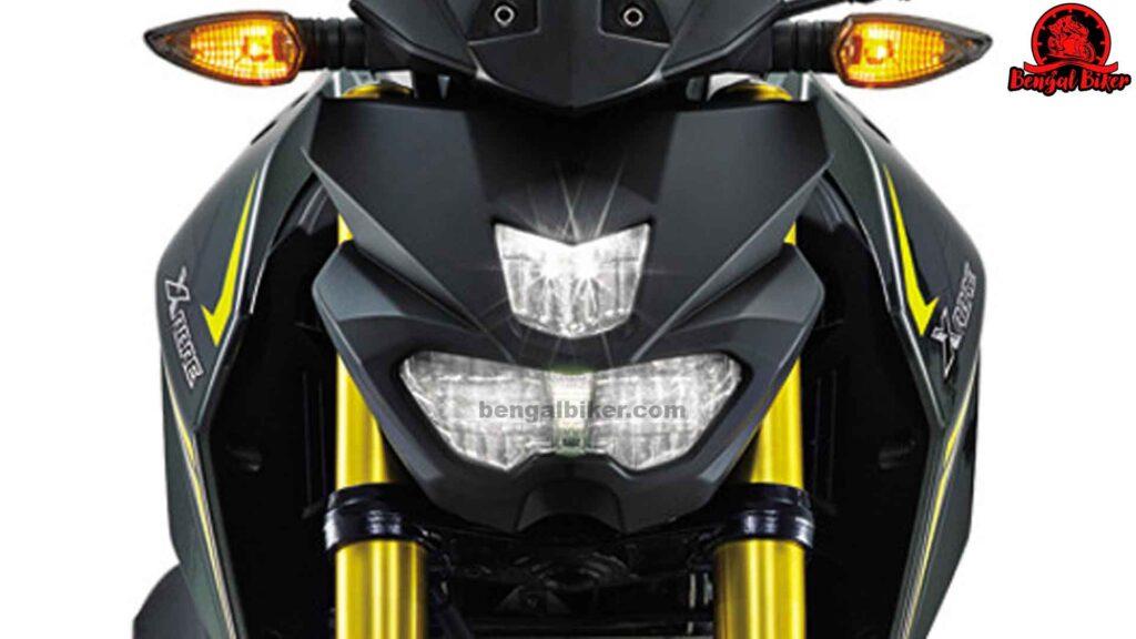 Yamaha Xabre 150 headlight