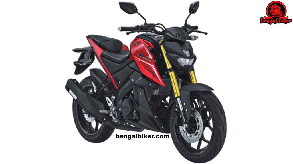 Yamaha Xabre 150 red