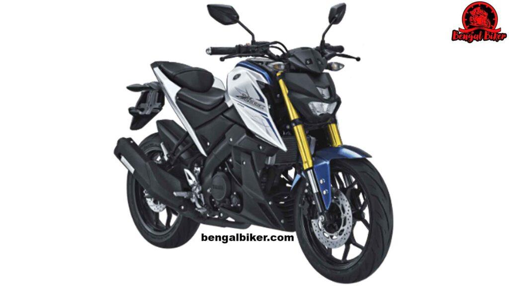 Yamaha Xabre 150 white
