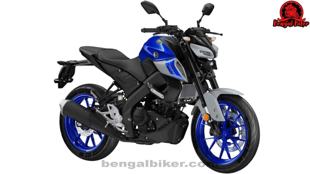 Yamaha mt 125 blue