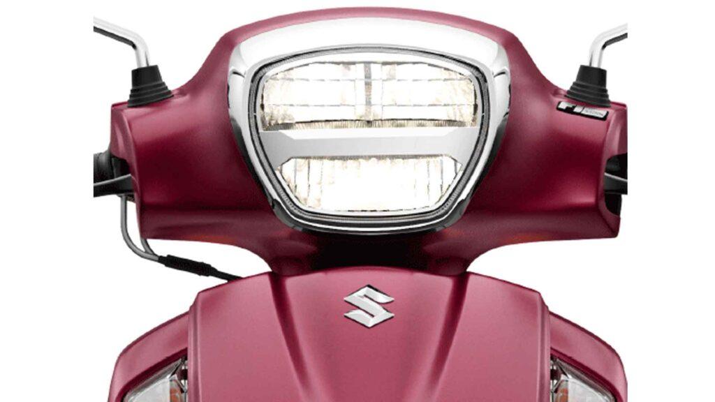 suzuki access 125 headlight