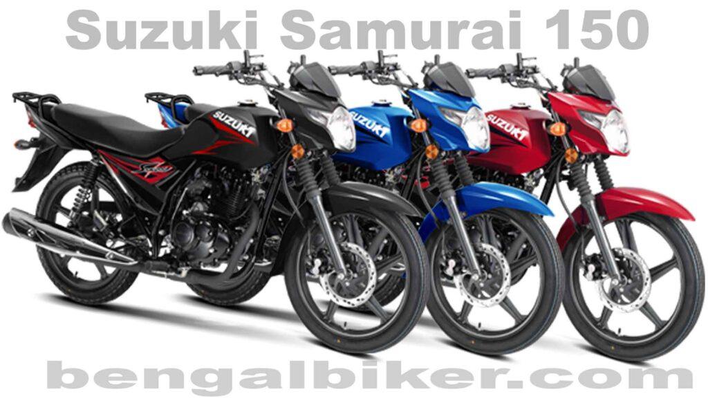 Suzuki Samurai 150 all colors