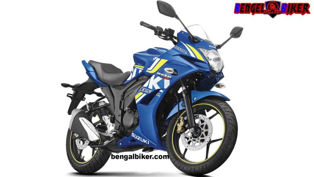 Suzuki Gixxer SF Price in Bangladesh