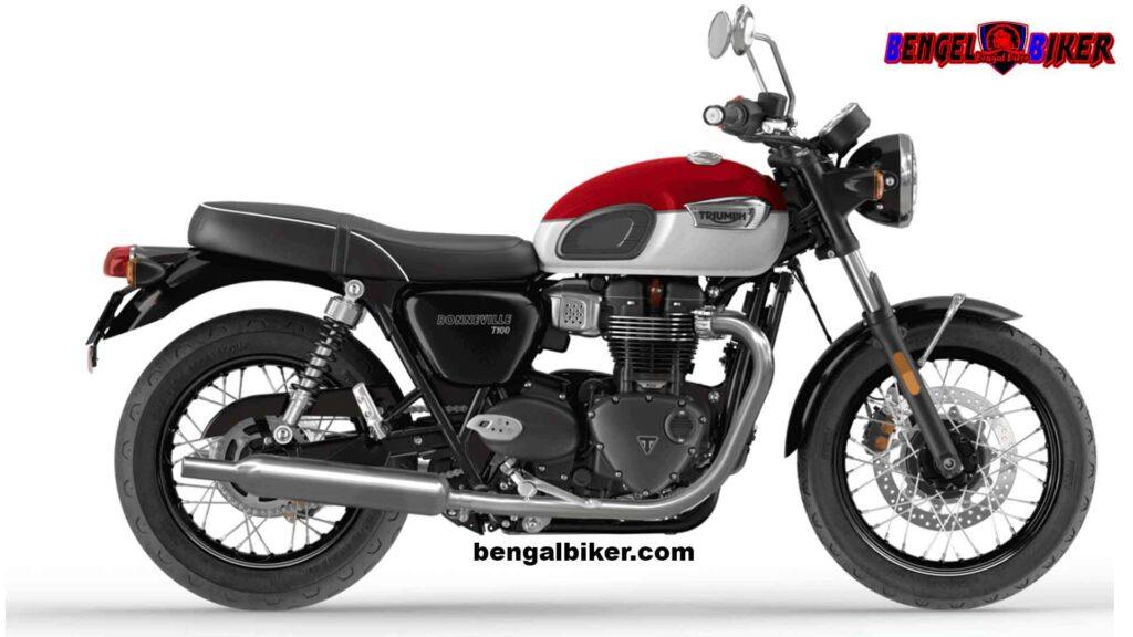 Triumph Bonneville T100 2021 USA