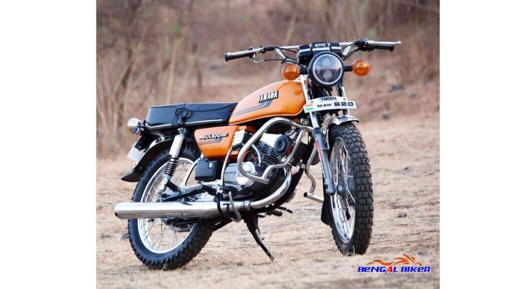 Yamaha RX100 Price in Bangladesh